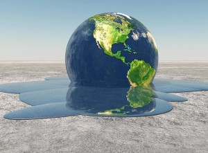 Is onze aarde aan het smelten?
